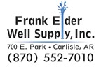 Frank Elder Well Supply, Inc.